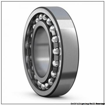 55 mm x 100 mm x 21 mm  FAG 1211-TVH  Self Aligning Ball Bearings