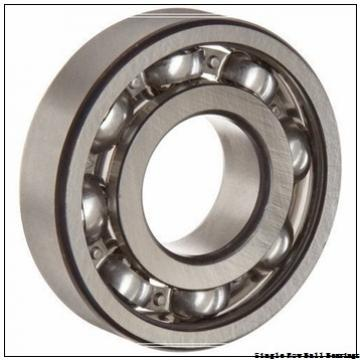 EBC 1652 2RS  Single Row Ball Bearings