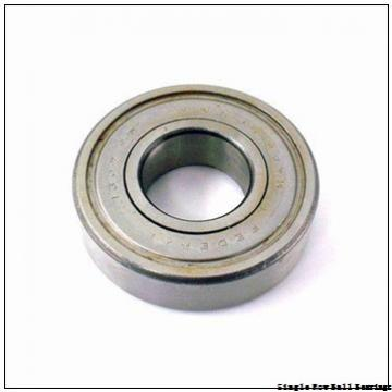 EBC 1607 ZZ  Single Row Ball Bearings
