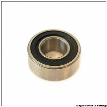 EBC 6007 2RS C3  Single Row Ball Bearings