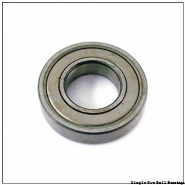 EBC 1621 2RS  Single Row Ball Bearings