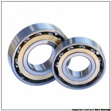 1.181 Inch | 30 Millimeter x 2.835 Inch | 72 Millimeter x 1.189 Inch | 30.2 Millimeter  GENERAL BEARING 5306  Angular Contact Ball Bearings